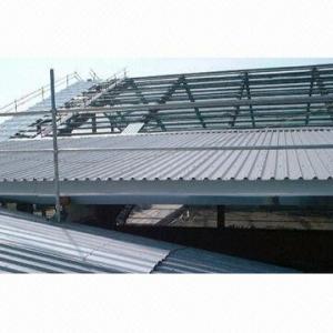 Buy cheap Galvalume Roofing Sheet, Thickness of 0.16 to 2.0mm, AZ50/AZ100/AZ150/AZ185 product