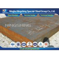 Buy cheap DIN 1.2738 / 1.2738H / 1.2738HH Hot Rolled Steel Plate for Large Sized Plastic Mould product
