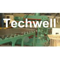Buy cheap Steel Silo Corrugated Side Panel Roll Forming Machine For Wall Sheet, Panel CE product