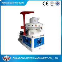 Vertical Ring Die Wood Pellet Machine with Auto Lubrication System