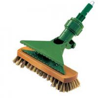 Buy cheap Superior quality plastic handle round cleaning brush,ceiling brush,dusting brush from wholesalers