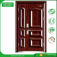 Buy cheap CE Approbed Steel Fire Rated Door Popular for House Entrance Metal Doors product