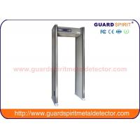 Buy cheap Public Security Gun , Knife Checking Walk Through Security Metal Detectors XYT2101S product