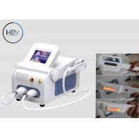 Buy cheap 2 Handpieces Multifunction Beauty Machine OPT IPL RF SHR & SSR Super Hair Removal product
