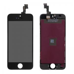 Buy cheap Para o painel LCD do Apple iPhone 5S e o conjunto do digitador - preto - categoria A+ product