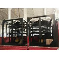 Buy cheap Push Type Square Steel Frame Continuous Drying Plate Drying Equipment For Wet Material product