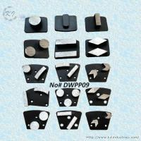 Buy cheap Replaceable Diamond Grinding Pads - DWPP09 product