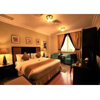 Buy cheap Suite Room Modern Hotel Bedroom Furniture , Hotel Grade Furniture product
