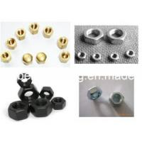 Buy cheap DIN934, DIN935 M10/M12/M14/M16/M24 Hex Buts product