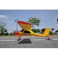 Buy cheap 4CH RTF Electrical Remote controlled Trainer  Foam RC Airplanes with Steering tail wheel product