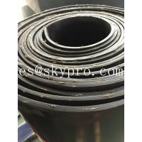 Buy cheap Textile fiber reinforced rubber sheeting roll High tensile strength and wear resistance product