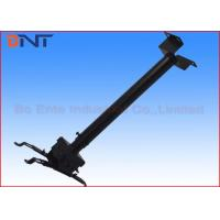 China Video Projector Ceiling Mount Kit With Black Universal Mounting Catch Plate on sale