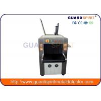 Buy cheap Security Baggage Inspection System X Ray Metal Detector L Shaped Array Detector 24bit product