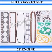 Buy cheap Metal Engine Gasket Kit For Toyota 2F Diesel Engine Parts 04111-61011 product