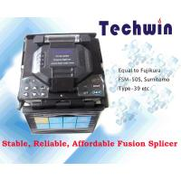 Buy cheap Techwin TCW-605 igual a la encoladora de la fusión de Sumitomo type-71c from wholesalers