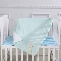 China 100% cotton embroidried baby blanket on sale