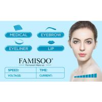Buy cheap Luxury Permanent Makeup Kit With High Speed And Silence CE Certificate product