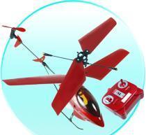 Micro helicóptero com controlo a distância do IR