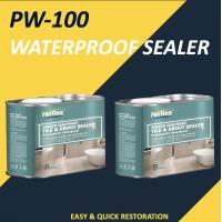 Buy cheap Ultra Clear Tile Grout Sealer Leakproof Anti Mould Simple Construction product
