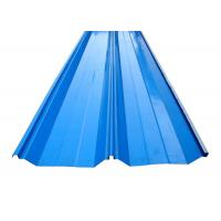 Buy cheap Architecture Galvalume Roofing Sheets , Polished Aluminum Sheet Anti Erosion product