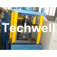 Buy cheap L Shape Roll Forming Machine / Purlin Roll Forming Machine for Steel L Angle product