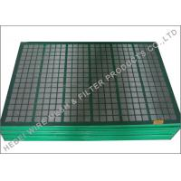 Buy cheap TBC Wire Cloth Shale Shaker Parts High Performance Shale Shaker Screen from wholesalers