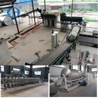 China Kaifeng Sida 20TPD stainless steel tapioca starch processing plant on sale