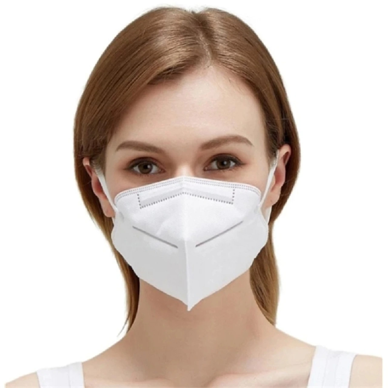 Buy cheap Reusable Kn90 FFP2 Non Medical 5 Layers Dustproof Face Mask For Daily Use product