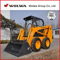 Buy cheap Wolwa GN700 Skid Steer Loaders mini loader for sale product