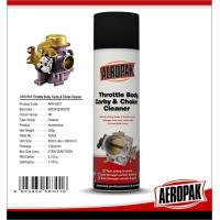 500ml Car Care Products Carb And Choke CleanerTo Remove Greasy Dirt / Gum