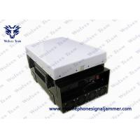 Buy cheap 200W Powerful Waterproof WiFi Bluetooth 3G Mobile Phone Jammer With Directional Panel Antennas product