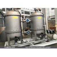 Buy cheap Multi-Function Sucking Type Duplex Self Cleaning Filter for cooling tower side stream filtration system product