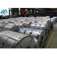 Buy cheap Roofing Sheet Hot Dipped Galvanized Steel Coil ASTM A755M 600mm - 500mm Width product