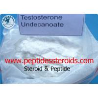 China High Purity Oral Anabolic Steroids , CAS 5949-44-0 Andriol Testosterone Undecanoate wholesale