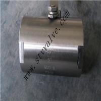 Buy cheap Forged Steel 3 PC Threaded or Sw Ball Valve product