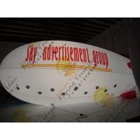 Buy cheap Customized LED Lighting Airship Balloons Helium With 540x1080 DPI Printing product