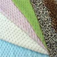 Buy cheap Tear - Resistant Soft Fabric With Raised Dots  Various Color Organza Stripe product