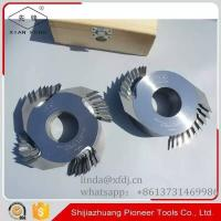 Buy cheap TKG finger joint cutter quality good from wholesalers