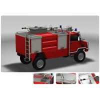 Quality Emergency fire engine vehicle for sale