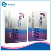 Buy cheap Plastic lable printing , adhesive labels for pet bottles , perfume bottle labels from wholesalers