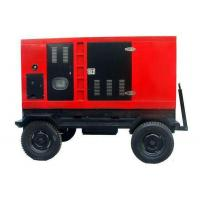 Buy cheap 50 KW  Mobile Electric Generator 3 Phase 400 Volt Emergency Power Supply product