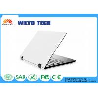 Buy cheap Z8300 CPU White Rugged Tablet PC With Keyboard Support 3G 4G Network product