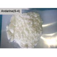 Buy cheap Healthy Cutting Cycle Steroids Andarine / S4 / Gtx-007 Sarms For Fat Loss product