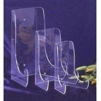 Quality Hot Sale Acrylic Plate Display Stand Acrylic Displays With Fashion Shape for sale