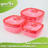 Buy cheap China Factory Promotional Gift Nesting Plastic Food Storage Containers product