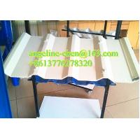 Buy cheap High strength,noise and heat insulation PVC hollow roof tile making/production line product