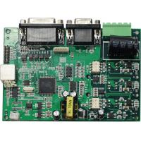 Buy cheap 6 Layers HASL SMT Printed Circuit Board Assembly For Network Control Board product