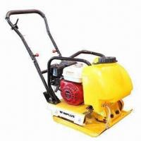 Buy cheap Asphalt Plate Compact with Centrifugal Force of 13.5kN, Measures 60 x 42cm product