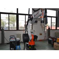 China Stainless Steel CO2 Welding Robot 10Kg Maximum Payload Outstanding Security on sale