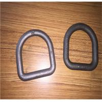 Buy cheap Forged Steel Safety D Rings / Lifting D Rings One Way Buckle LC8KN Stamping product